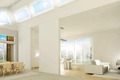 Greenbelt 1 interior rendering
