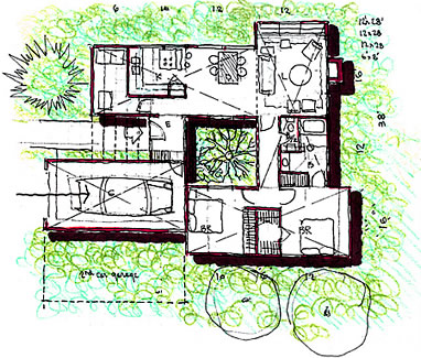 2 Story Great Home Plans likewise Various  mon Types From Elegant Backyard Cottages Design likewise Ranch House Plans furthermore Executive Floor Plans Ranch Style House furthermore Apartments One Bedroom Loft Floor Plans. on basic one story house plans