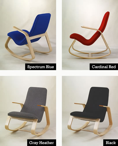 Rapson Rocker colors