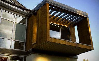 Greenbelt 2 balcony