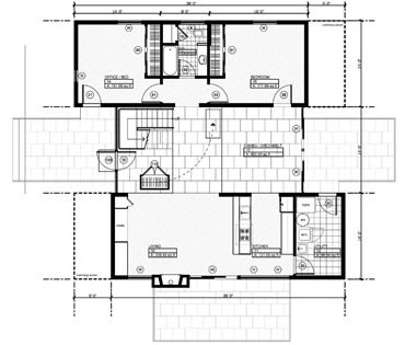 The St Louis Plan besides F1396f91186a91a9 Large Single Story Floor Plans Single Story Luxury House Plans in addition House Plan 4052db additionally Greenbelt 2 Floor Plans likewise In Law Suite. on 2 bedroom starter home plans