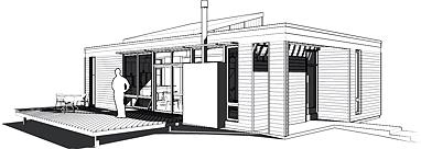 Greenbelt Starter line drawing